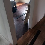 Wood Floors in Alrez Family Dentistry
