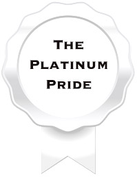The Platinum Pride