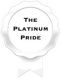 The Platinum Pride