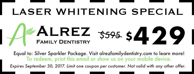 Whitening Coupon